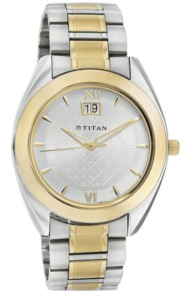 TITANTitan Gents Tycoon Watch-NE1557BM02
