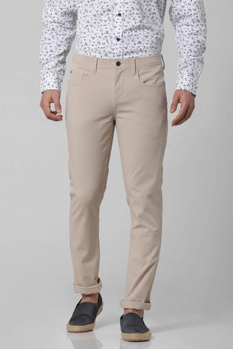 LIFE -  StoneCasual Trousers - Main
