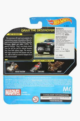 1:64 Marvel Die-Cast Car - Spider-Man No 4/4