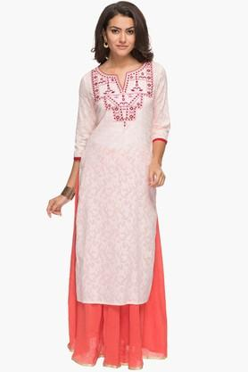 Womens Printed Kurta