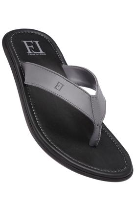 FRANCO LEONEMens Grey Slipper