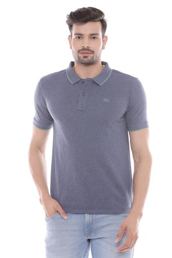 WRANGLER -  Persian BlueT-shirts - Main