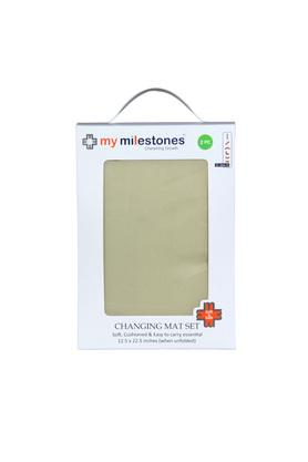 Kids Solid Changing Mat - Set of 2