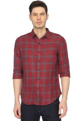 342ca7ac1b447a Shirts for Men - Avail Upto 40% Discount on Casual & Formal Shirts ...