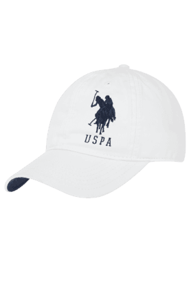 U.S. POLO ASSN. Mens Solid Cap