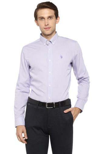 U.S. POLO ASSN. FORMALS -  Purple Shirts - Main