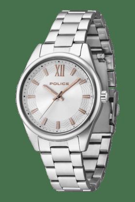 Womens White Dial Watch -PL14493MS04MAJ