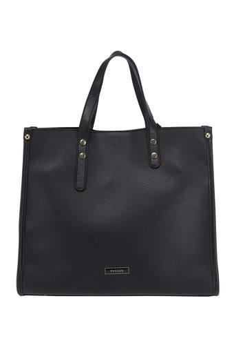 RHESON -  Black Handbags - Main