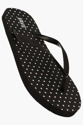 LAVIEWomens Casual Slipon Flip Flops - 201727514