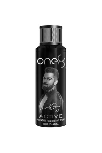 Mens Active Deodorant Spray - 200ml