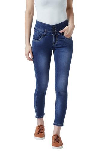DEVIS -  Dark BlueJeans & Leggings - Main