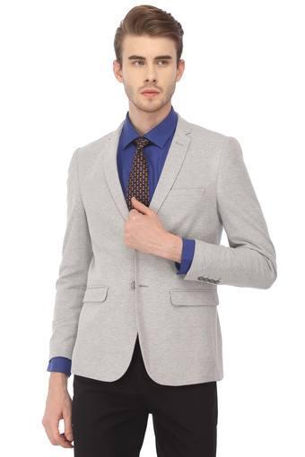 LOUIS PHILIPPE -  Light GreySuits & Blazers & Ties - Main