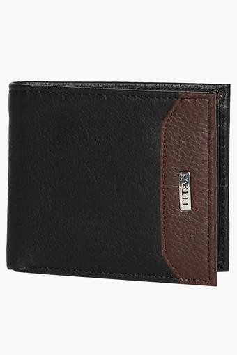 TITAN -  BlackWallets & Card Holders - Main