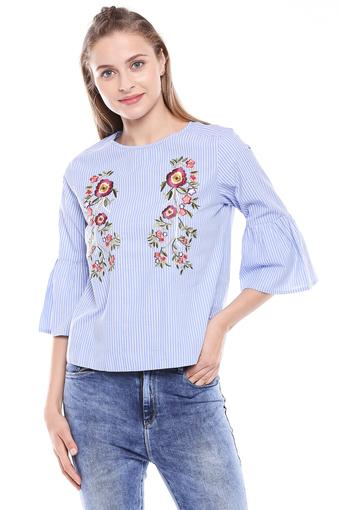GIPSY -  BlueT-Shirts - Main