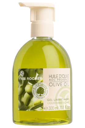 YVES ROCHER Les Plaisirs Olive Oil Lav Mains Liquid Hand Soap 300ML