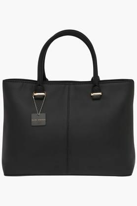 ELLIZA DONATEIN Womens Zipper Closure Tote Handbag - 201916727