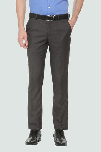 C369 -  Light Grey Formal Trousers - Main