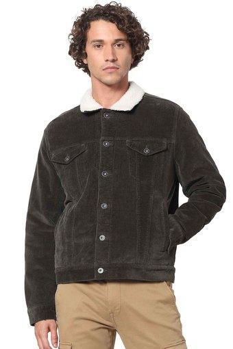 CELIO -  KhakiCasual Jackets - Main