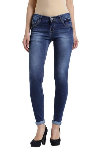 DEVIS -  Dark BlueJeans & Jeggings - Main