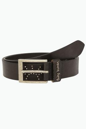 BEING HUMAN Mens Casual Leather Belt - 201741725