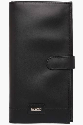 TITAN -  Black Wallets - Main