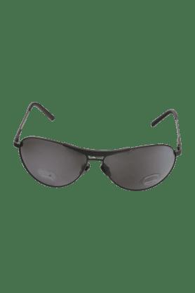 FASTRACKClassic Full Rim Aviator Sunglasses For Men-M062BK1