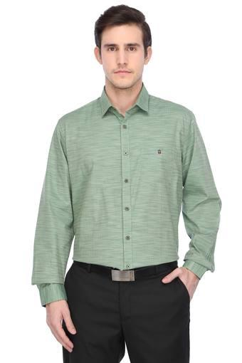 LOUIS PHILIPPE JEANS -  GreenShirts - Main