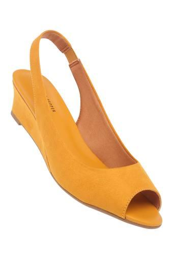 LEMON & PEPPER -  Mustard Platform & Wedges - Main
