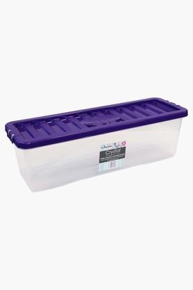 WHATMORE Air Tight Shallow CD Storage Box