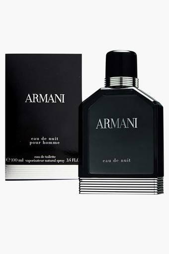 Eau de Nuit - Fragrance for Men - 100 ml