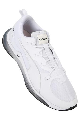 PUMA -  WhiteSports Shoes - Main