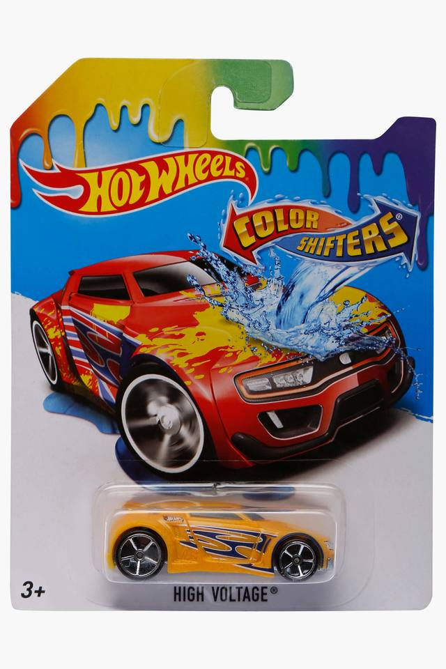 Unisex Toy Cars - Assorted Pack of 20