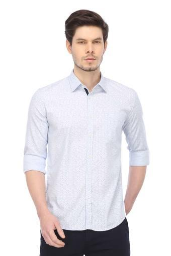 PARX -  Mid BlueShirts - Main