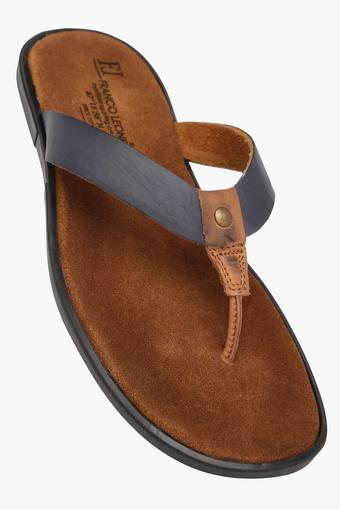 0336cd7d4fa Buy FRANCO LEONE Mens Casual Wear Slippers