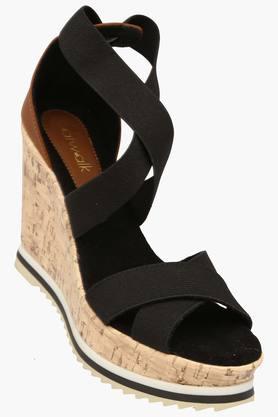 Womens Casual Slipon Wedge Sandal