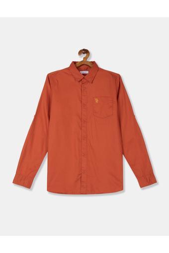 U.S. POLO ASSN. -  OrangeProducts - Main