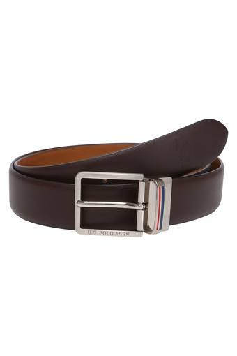 U.S. POLO ASSN. -  Brown Belts - Main
