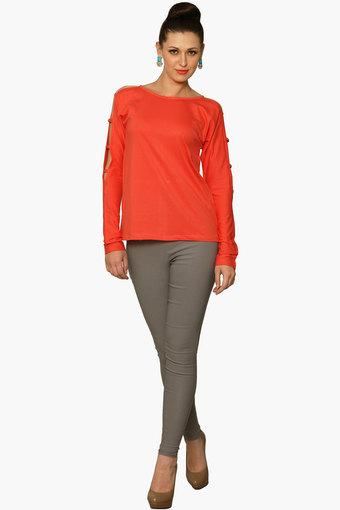 MISS CHASE -  CoralMiss Chase Flat 60% Off - Main