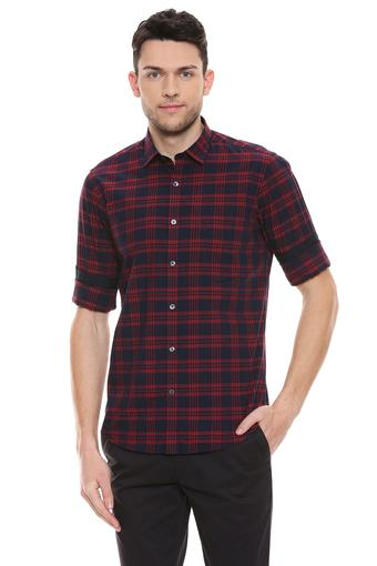 COLOR PLUS -  RedCasual Shirts - Main