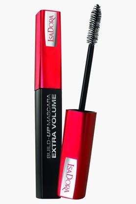 ISADORA Build-Up Mascara Extra Volume, 01 Super Black 12Ml