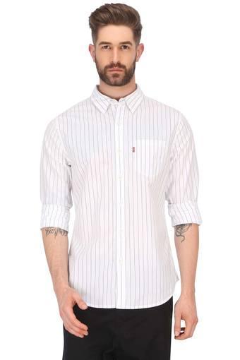 LEVIS -  Off WhiteShirts - Main