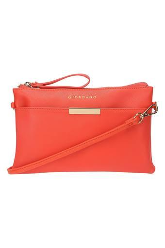 GIORDANO -  Red Wallets & Clutches - Main