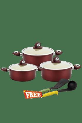 WONDERCHEFGalaxy Set With Silicone Spoon & Spatula