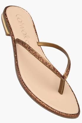 CATWALKWomens Casual Slipon Flat Sandal - 201562812