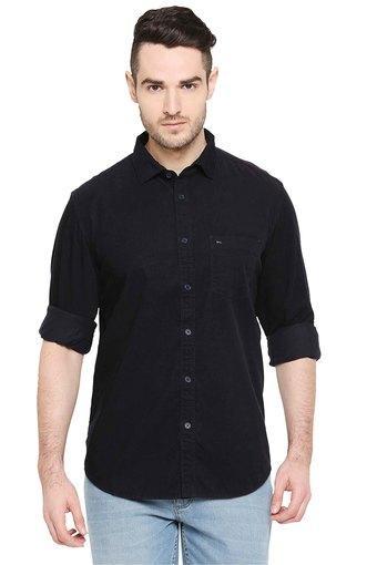 BASICS -  NavyCasual Shirts - Main