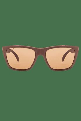 FASTRACKWomens Full Rim Wayfarer Sunglasses-P230BR2