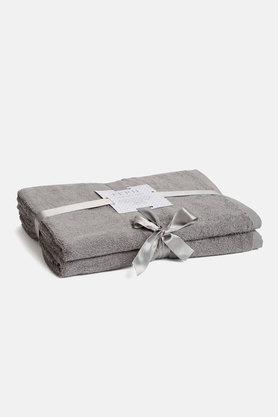 FERN - GreyBath Towel - 3