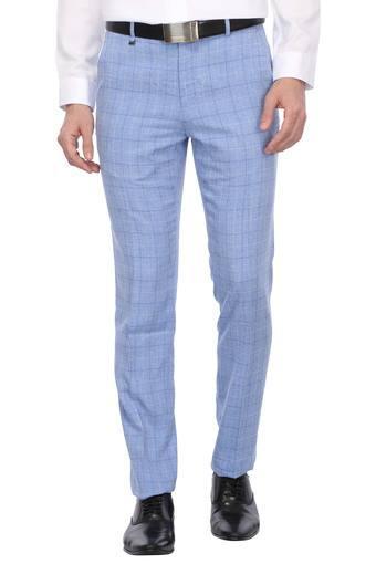 VAN HEUSEN -  Light BlueCargos & Trousers - Main
