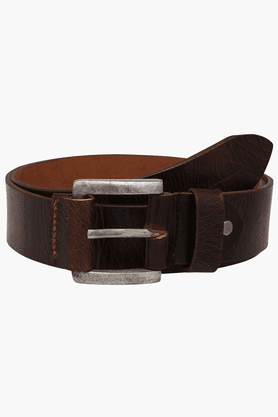 VETTORIO FRATINI Mens Leather Casual Belt