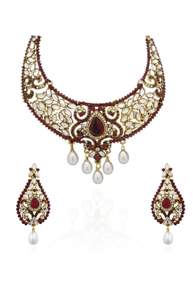 SIA Rasrawa Necklace Set - 16389